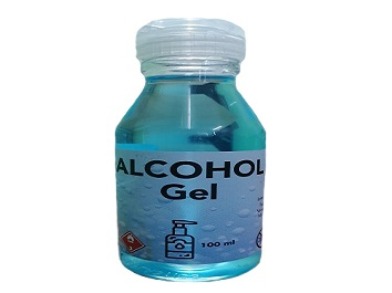 ALCOHOL GEL INDIVIDUAL 100ml